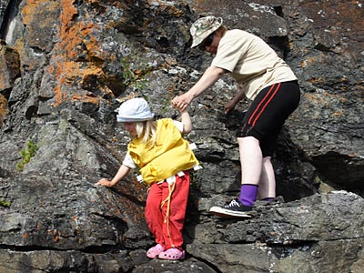Дети в походе | Природа и развитие ребенка